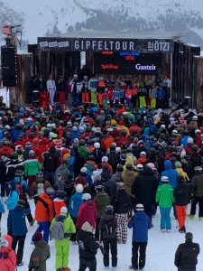 Gipfeltour Kleine Scharte